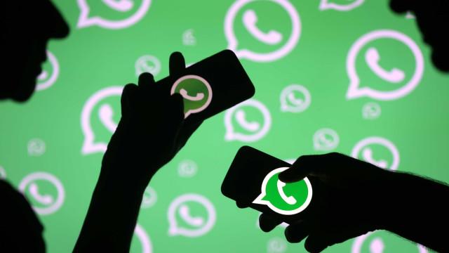Usuários relatam queda no WhatsApp