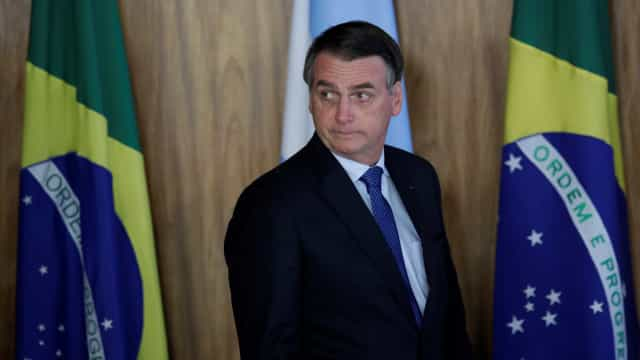 Bolsonaro: 'Viu os pobretões na minha mesa ontem à noite?'