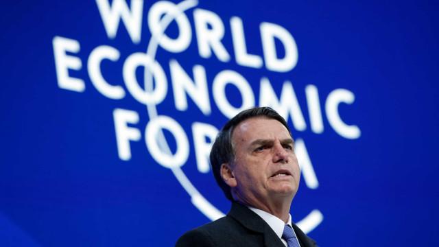 Guaidó agradece Bolsonaro 'pelo apoio à vontade do povo venezuelano'
