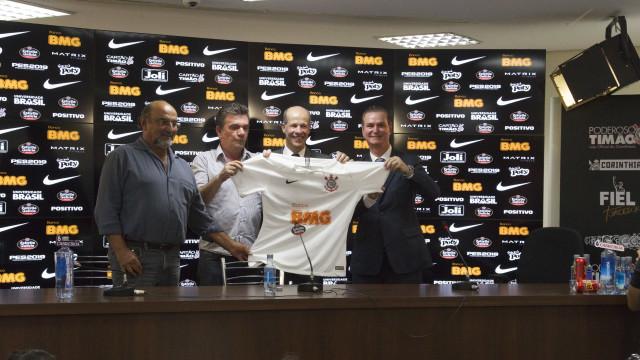 Em ata, BMG diz que pagará R$ 12 milhões ao Corinthians por ano