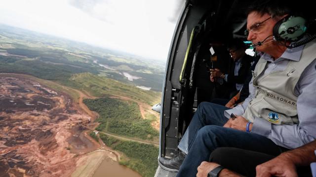 Bolsonaro promete 'apurar fatos e evitar novas tragédias'