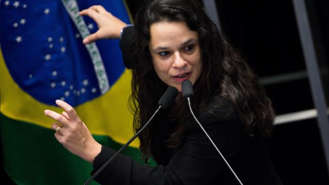 Janaina Paschoal: 'Reação de Flávio parece a de Aécio e a de Lula'