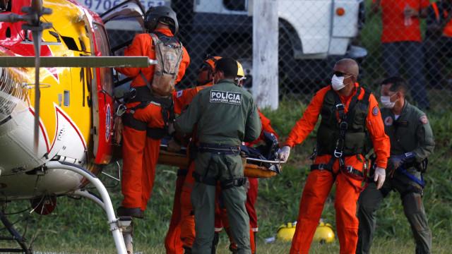 Resgate tem pior dia, e caem chances de localizar sobreviventes em MG