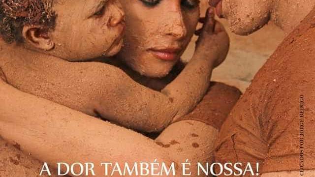 Marca é criticada por 'campanha protesto' sobre tragédia em Brumadinho