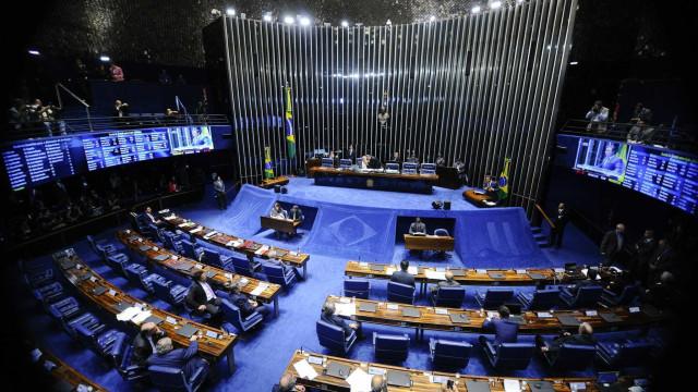 Com Reguffe, disputa pelo comando do Senado já tem oito candidatos