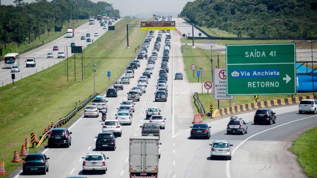Governo prevê contratar R$ 100 bi de investimentos em rodovias
