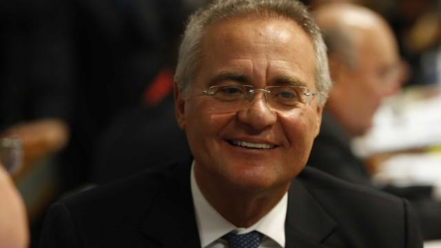 Cúpula do MDB se mexe contra Renan na presidência do Senado
