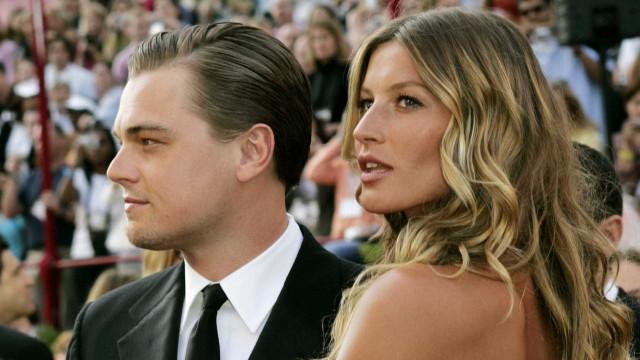Gisele revela por que terminou com Leonardo DiCaprio