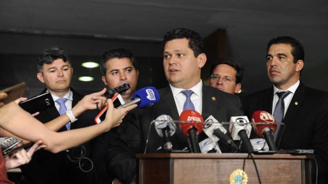 Alcolumbre não conhece Paulo Guedes, mas diz que está de portas abertas