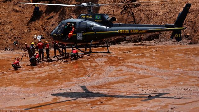 Força Nacional se une às buscas por vítimas em Brumadinho