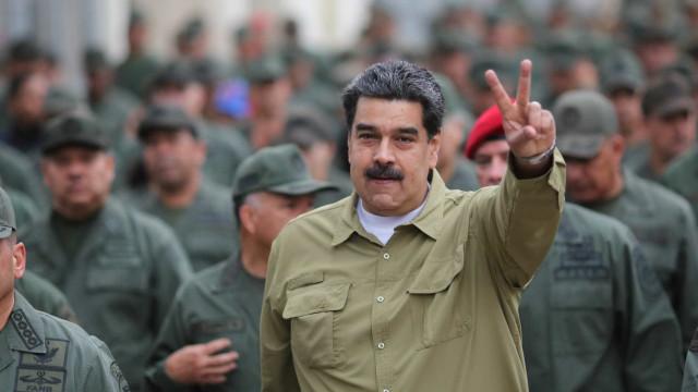 'Não aceitamos ultimatos de ninguém' diz Maduro sobre prazo da UE