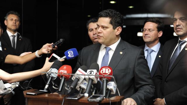 Alcolumbre diz que acusações em inquéritos no STF serão 'esclarecidas'