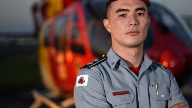 'Notícia que não quero dar é sobre fim das buscas', diz tenente