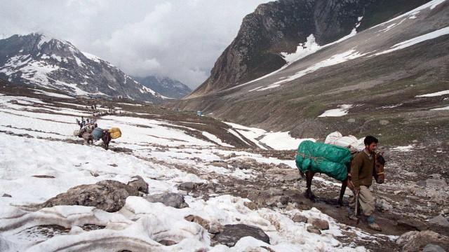 Dois terços das geleiras do Himalaia podem derreter até o fim do século