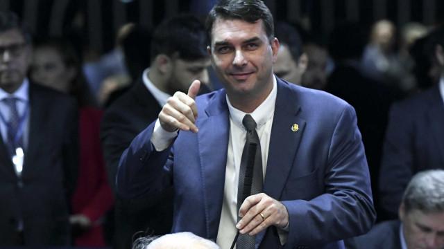 Senado confirma indicação de Flávio Bolsonaro para a cúpula da Casa
