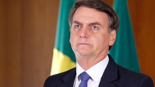 Bolsonaro diz que tem 'funções voltando à normalidade'; vídeo