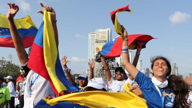 Itália destina 2 milhões de euros para venezuelanos
