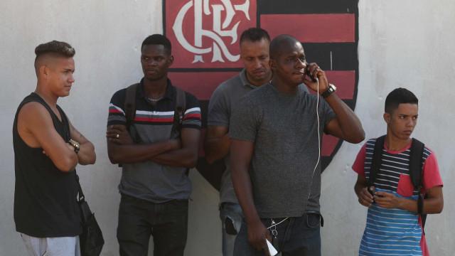 Flamengo: atletas suspeitam que fogo no CT começou no ar-condicionado