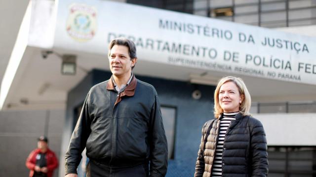Venezuela gera discussão entre Gleisi e Haddad em reunião do PT
