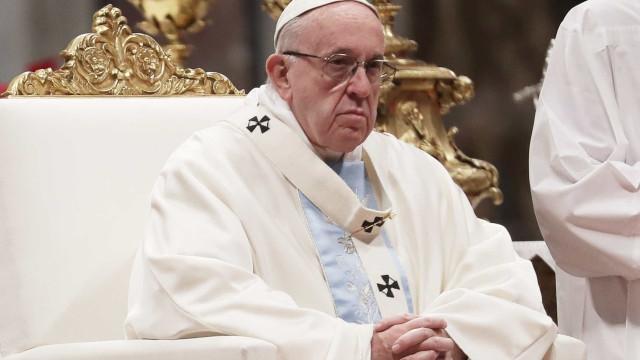 Mundo está conectado, mas desunido, diz Papa Francisco em discurso