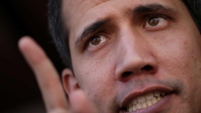 Guaidó não descarta intervenção militar na Venezuela