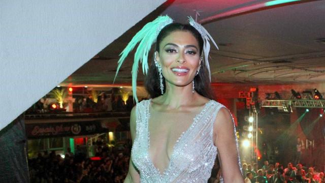 Globo impede que Juliana Paes seja musa no carnaval