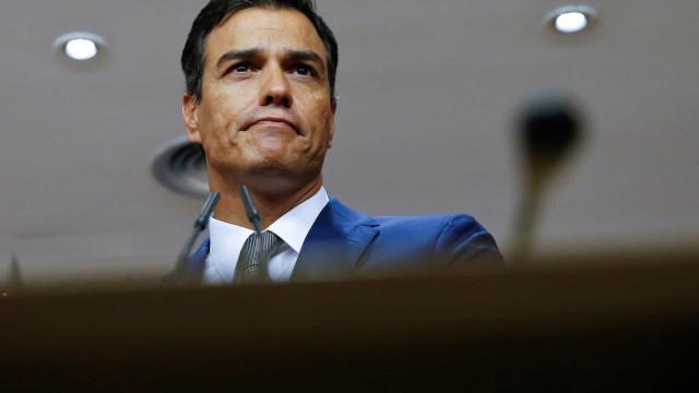 Sánchez, da Espanha, ameaça convocar eleições gerais para 14 de abril