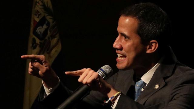 Venezuela: Guaidó convoca manifestação em favor de ajuda humanitária