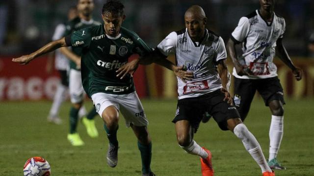 Palmeiras vence Bragantino e se recupera de derrota em clássico