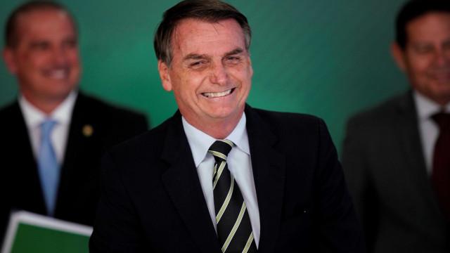 Brasil ficará em acordo sobre o clima, afirma Bolsonaro