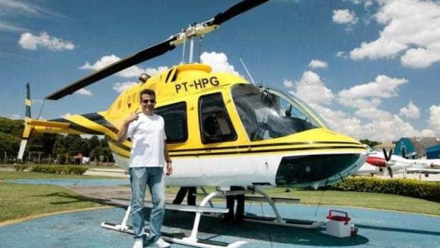 Piloto que levava Boechat já tinha perdido irmão em acidente aéreo