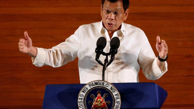 Presidente das Filipinas cogita mudar nome do país