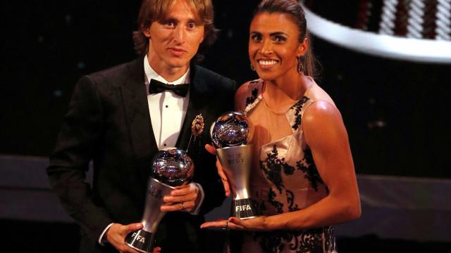 Cerimônia dos melhores da Fifa será realizada em Milão