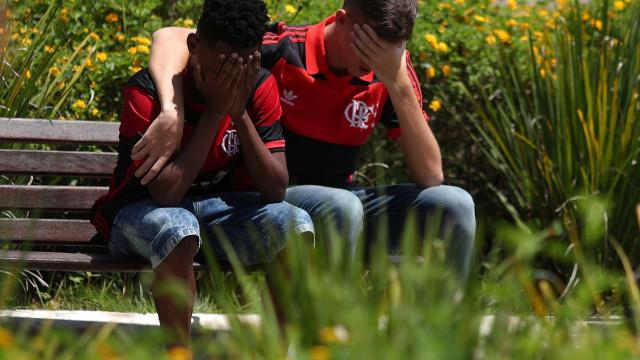 Em boletim, Flamengo diz que sobrevivente continua em estado grave
