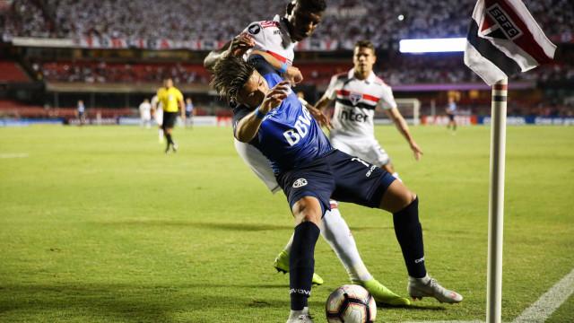 São Paulo é eliminado pelo Talleres na Libertadores