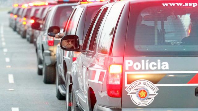 Em blitze contra ataques do PCC, polícia de SP prende 326 pessoas