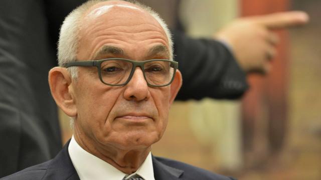 'Foi um acidente', diz presidente da Vale sobre rompimento de barragem