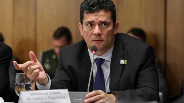 Moro ainda analisa pedido pela presença da Força Nacional no Pará
