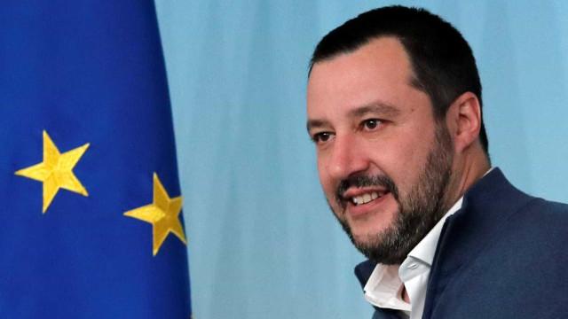M5S vota a favor de 'imunidade' a Salvini em processo