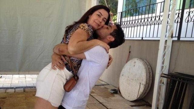 'Um infeliz', diz mãe do jogador Daniel sobre assassino