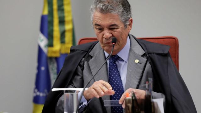 Decisões recentes de Marco Aurélio indicam revés para Flávio Bolsonaro