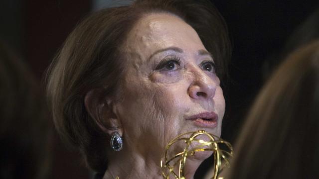 Fernanda Montenegro passa mal em gravação e está internada