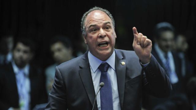 Escolhido por Bolsonaro, novo líder no Senado é alvo de 5 inquéritos