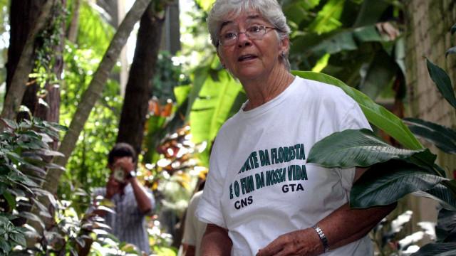 Mandante de assassinato de Dorothy Stang deve voltar à prisão, diz STF