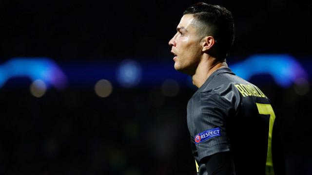 'Tenho 5 Ligas dos Campeões, o Atlético, 0', diz CR7 após derrota