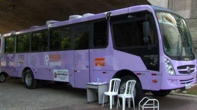 Ônibus lilás vai acolher mulheres vítimas de assédio no carnaval de SP