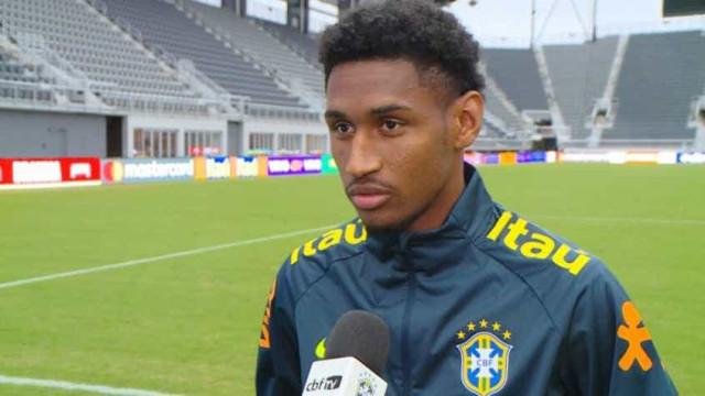 Grêmio encaminha venda de Tetê ao Shakhtar por R$ 42 milhões