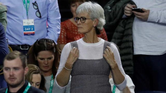 Judy Murray: tenistas Top devem usar suas vozes para cobrar igualdade