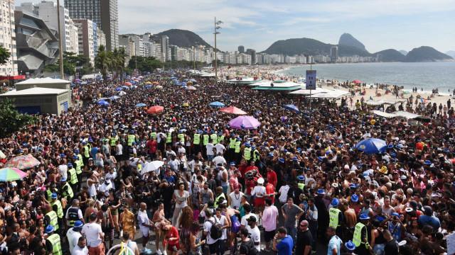 Carnaval vai render R$ 6,78 bilhões ao país, estima CNC