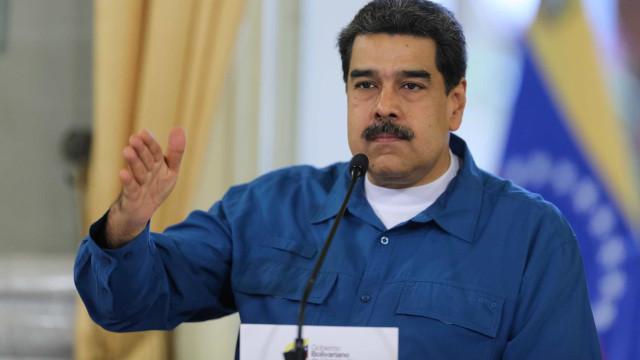 Maduro acusa Trump de incentivar guerra na América do Sul